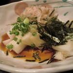 呑 - 山芋スライス