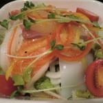 呑 - 海鮮サラダ
