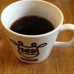 かつめし いろはーず - 食後のコーヒー