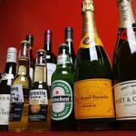 筑豊 りぼん - シャンパンや外国のビール