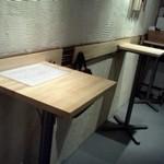 なぎ - テーブル席