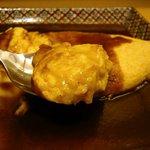 寺田屋 - チーズの風味が効いていて、味付けバツグンとっても美味しいです。
