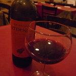 ペペロッチ - ☆ワインもゴクゴク友人が飲んでいました(^u^)☆