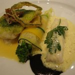 2123943 - 2009.8 メイン お魚料理