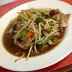 華楽 - 肉野菜炒め