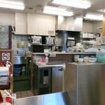松屋 - 厨房