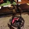 旭日之湯 - 料理写真:夕食は囲炉裏を囲んで♪それだけで楽しいです