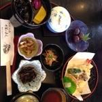 21239050 - 天ぷら定食 ¥2,100