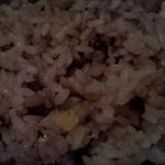 ハティフナット アジアの扉 - 五穀米のアップ
