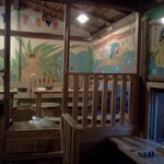 ハティフナット アジアの扉 - ちゃんとした2階の、ロフトっぽい席