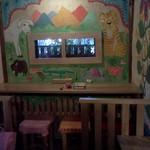 ハティフナット アジアの扉 - 私のカウンター