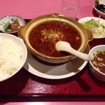 楓林 - 四川麻婆豆腐 定食(¥750 200)