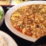 21239519 - 麻婆豆腐