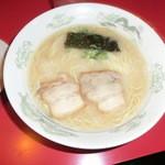 たんぽぽ - ラーメン560円