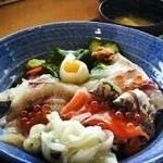 21241706 - 海鮮丼1150円