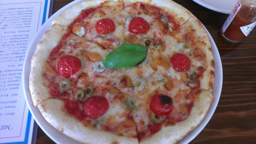 イタリア人のカフェ ベルデマーレ