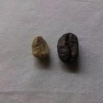 コーヒーマーケット - マンデリン生豆と焙煎豆