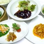 中国料理 香 - 料理写真:2013年9月ランチメニューが新しくなりました。