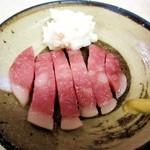 駿河路 - ハムステーキポテサラ付き¥200