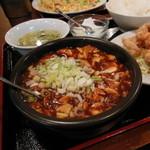 一番餃子 - 麻婆豆腐