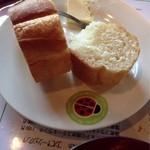 レストラン ツジタ - パン