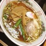 21247367 - お蕎麦やさんの中華麺て、何でこんなに美味しいんだろう!!☆*:.。. o(≧▽≦)o .。.:*☆