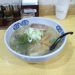 味の時計台 - 塩ラーメン750円