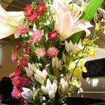 石臼挽き手打蕎楽亭 - お花