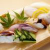 すし水軍 - 料理写真:職人握りの寿司