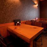 のりたけ - テーブルは移動が可能のため、30名様までの宴会が可能です。