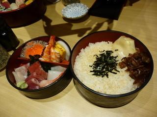 和泉鮨 宮崎台店 - 下にご飯