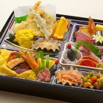 味処 いりふね - 選べる特選御膳(華ちらし) 1500円