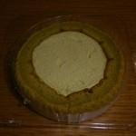 和楽紅屋 - 純生クリームケーキ「生粋 天空抹茶」