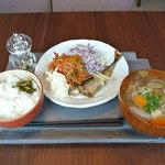 kawara CAFE&DINING - kawara日替り定食