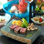 百名伽藍 - 料理写真:ディナー(イメージ)