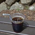 権現茶屋 - アイスコーヒー