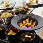 百名伽藍 - 秋の特別ランチコース 4,000円(税込4,200円)
