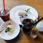 カフェ・ロシェ - デザート
