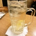 立飲み1・2・3 - ハイサワー(250円)