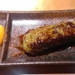 新宿 今井屋本店 - つくね(530円)