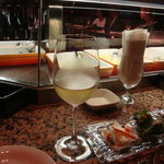wine & dinning TOROS - ☆軽く寄らせて頂いたTOROSで乾杯(≧▽≦)~♡☆