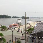 松吟庵 - 松吟庵(宮城県)からの松島風景。食彩賓館撮影