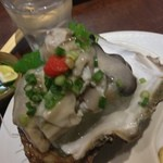 21261621 - 岩牡蠣                       絶品とはこのことなり