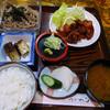 なかむら - 料理写真:鶏から揚げと蕎麦のセット