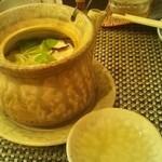 SUSHIYOSHI - 早松の土瓶蒸し