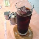 カフェ・ド・オーク - アイスコーヒー