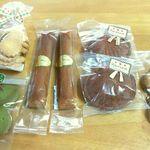 インフィオラーレ - 【2013年9月】頂き物の焼き菓子