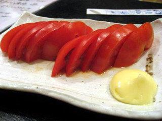 烏丸元気市場 - 完熟のトマトは絶品