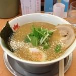 ラーメン てんぐ - ラーメン てんぐ 西陣店の匠京みそラーメン(13.09)