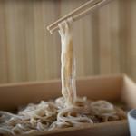 絹引の里 - 料理写真:当店限定!冷たい絹引うどん